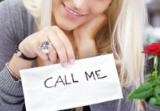 Telefonnummer von Frauen bekommen