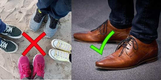 modefehler sneakers
