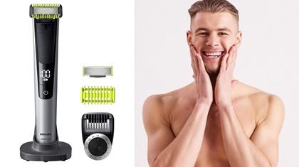 männermode rasur trimmer