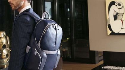 männermode rucksack