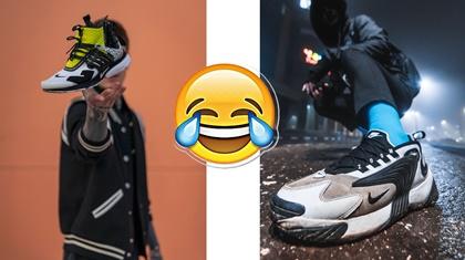 männermode sneaker